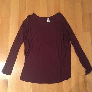 VS Pink Sleepwear Shirt